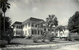 RPPC Postcard Pinellas Park FL Retired Ministers & Missionaries Home 3A414 Cook