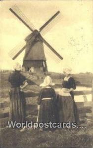Volendam Netherlands, Nederland Molen  Molen