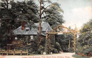 Lodge & EntranceMalden, Massachusetts