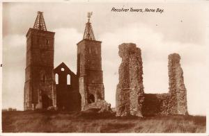 England Reculver Towers, Herne Bay