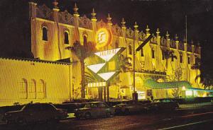 Night Scene,  Jai Alai,  Fronton Palacio,  Mexico,    40-60s