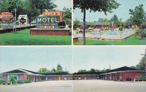 Pates Motel Pool Dillon South Carolina