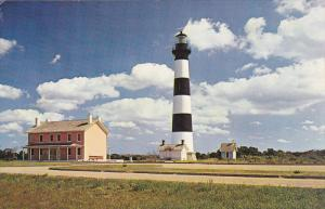 The Outer Banks of North Carolina, Bodie Island Lighthouse, 40-60s