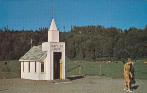 Wayside Chapel , Steven's Pass Highway, Washington , 50-60s