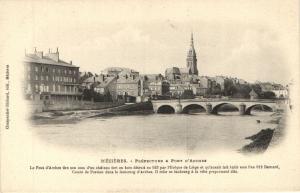 CPA MÉZIERES - Prefecture & pont d'arches (147910)