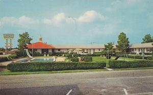 Exterior,  Howard Johnson's Motor Lodge,  Fayetteville,  North Carolina,  PU_...