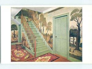 Pre-1980 MUSEUM SCENE Winterthur - By Wilmington Delaware DE AG1306
