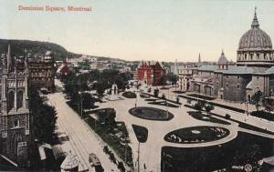 Dominion Square - Montreal QC, Quebec, Canada - DB