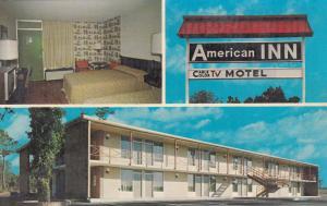 VALDOSTA , Georgia, 40-60s ; American Inn, 3-views