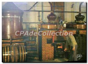 Old Postcard Our Resources Regionales Cognac The Charentes Wine distillation ...