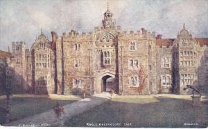 AS, Green Court, East, KNOLE (Kent), England, UK, 1900-1910s