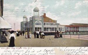 New Jersey Atlantic City Steel Pier 1905