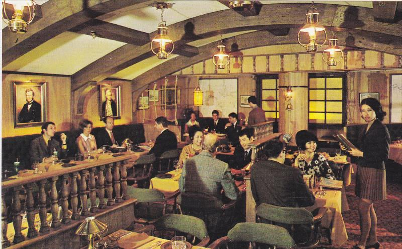 Three Greenhorns, Ship Room, VANCOUVER, British Columbia, Canada, 40-60´