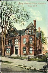 Utica, N.Y., Y.W.C.A. Building (1909) YWCA