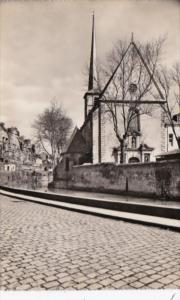 Luxebourg Grund l'Eglise paroissiale Real Photo