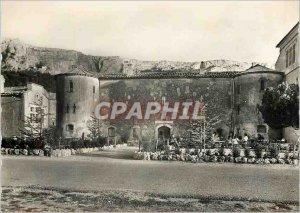 Modern Postcard La Sainte Baume (Var) Hotellerie and Cave