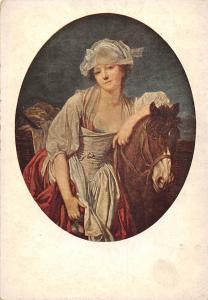 J.B Greuze The Milkmaid La Laitiere Die Milchlandlerin
