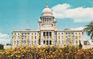 Rhode Island Providence The Rhode Island State House