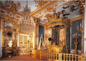Schloss Schlafzimmer, Bedroom Kings-Castle Herrenchiemsee