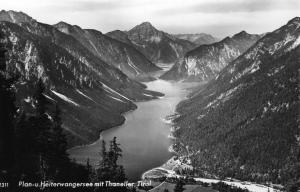 Austria Plan und Heiterwanger See mit Thaneller Tirol 01.39