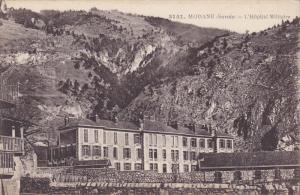 L'Hopital Militaire, MODANE (Savoie), France, 1900-1910s
