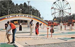 South of the Border, Amigoland Fun Park, Carpet Golf COurse Miniature Golf Un...