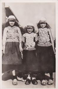 RP, Dutch Children, Marken (North Holland), Netherlands, 1920-1940s