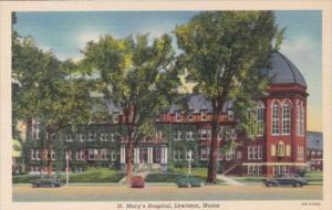 Maine Lewsiton St Mary's Hospital Curteich