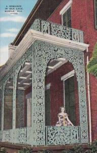Alabama A Romance In Old Lace Grill Work