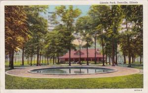Illinois Danville Lincoln Park 1946 Curteich