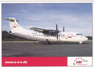 EAE The business airline ATR-Turboprop 42-300 Airplane #4 , 80-90s