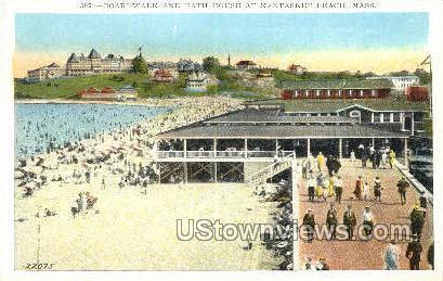 Boardwalk Bath House Nantasket Beach Ma Unused