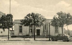 OH - Eaton. U. S. Post Office