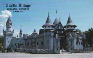 MIDLAND, Ontario, Canada, 1940-1960´s; Castle Village