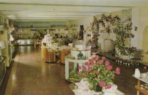 PROVIDENCE , Rhode Island , 1967 ; California Artificial Flower Co, Interior