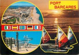 France souvenir de Port Barcares plusieurs aspects carte postale
