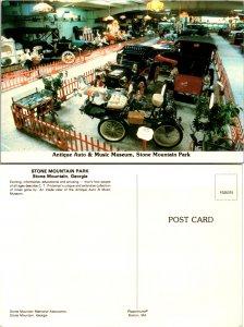 Antique Auto & Music Museum, Stone Mountain Park (10293)