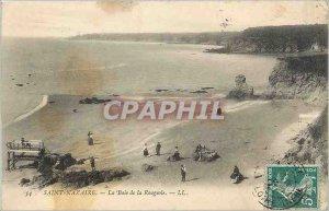Postcard Old Saint Nazaire Bay Measles