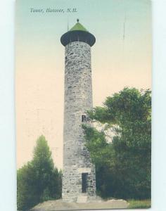 Divided-Back TOWER Hanover New Hampshire NH H7076