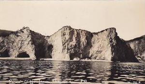RP: Perce , Quebec , Canada , 20-30s ; Perce Cliffs