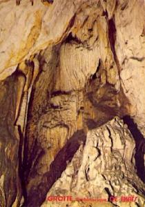 POSTAL 56349: Grotte de Thais ou Tai St Nazaire en Royans