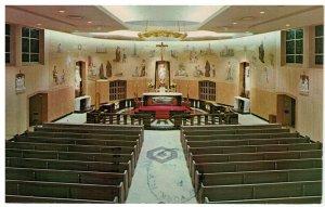 Postcard - St. Frances Xavier Cabrini Chapel, 701 Fort Washington Ave, New York
