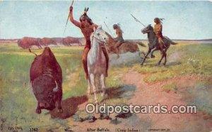 After Buffalo, Craig Indian Unused