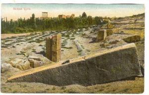 Baalbel - syrie, now Lebanon , 00-10s
