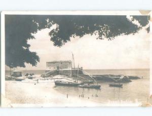 old rppc NICE VIEW State Of Bahia Brazil i2636