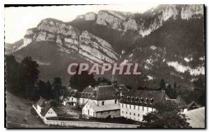 Postcard Old Charterhouse The Charterhouse of Curiere Landscapes on the road ...
