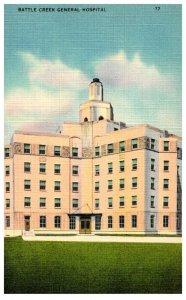 Michigan  Battle Creek General Hospital