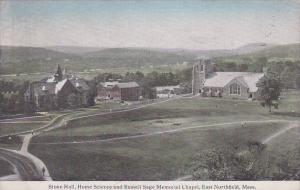 Massachusetts East Northfield Stone Hall Home Science And Russell Sage Memori...