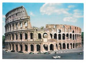 Rome Italy Colisseum Il Colosseo Vtg Kodak Ektachorme Postcard 4X6