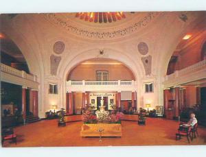 Unused Pre-1980 SHERATON HOTEL Mobile Alabama AL c1082